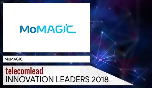 MoMAGIC TelecomLead Innovation Leaders 2018 Award