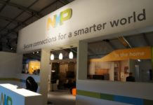 NXP chip for automotive market