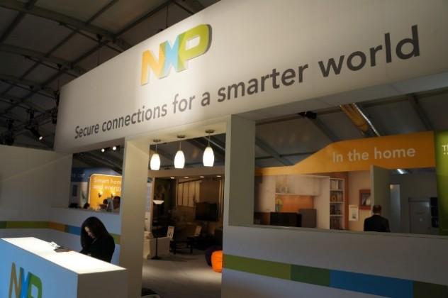 NXP chip for automotive market