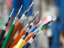 Optical fiber investment