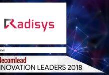 Radisys TelecomLead Innovation Leaders 2018 Award