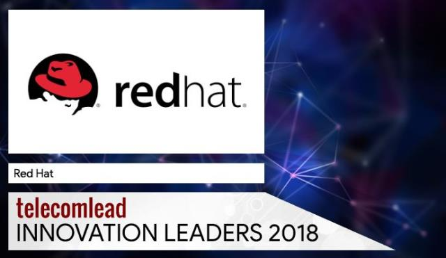 Red Hat TelecomLead Innovation Leaders 2018 Award