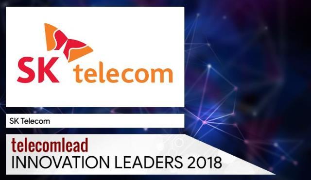 SK Telecom TelecomLead Innovation Leaders 2018 Award