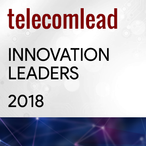 TelecomLead Innovation Leaders 2018 logo