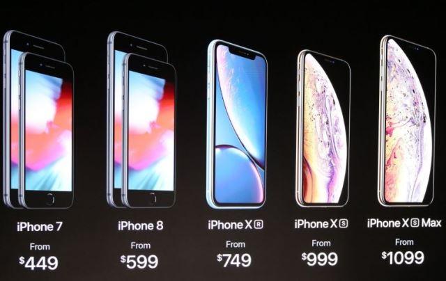 iPhone latest price