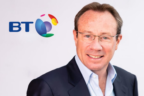 BT Group CEO Philip Jansen