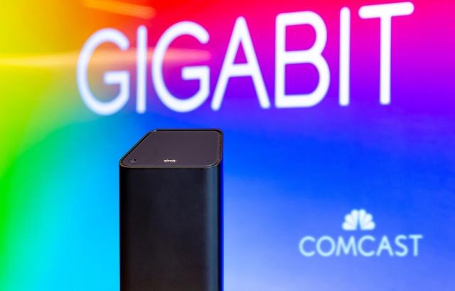 Comcast Xfinity Gigabit Internet