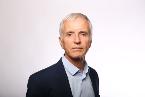 Eutelsat Gary Donnan