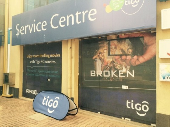 Millicom Tigo retail