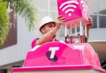 Telstra 5G WiFi in Australia