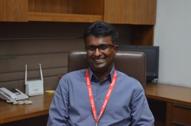 Adarsh Nair, Chief Product Officer, Bharti Airtel