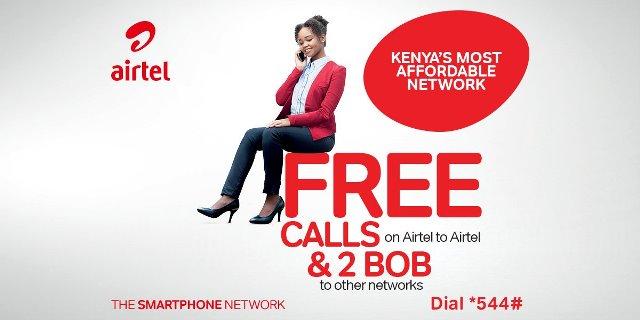 Airtel Africa in Kenya
