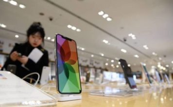 Apple iPhone in Japan