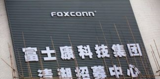 Apple supplier Foxconn