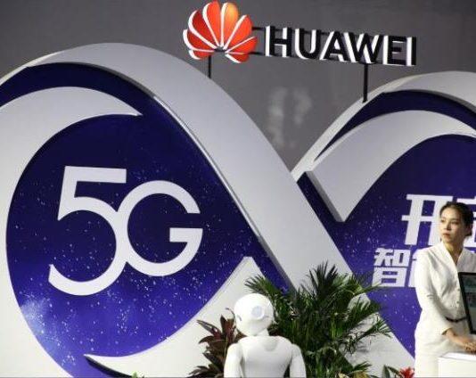 Huawei 5G New Zealand