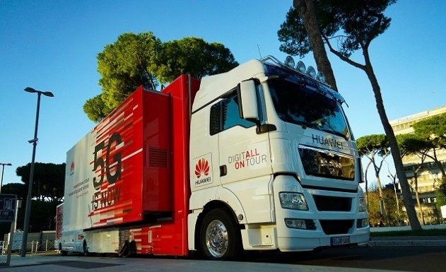 Huawei 5G for innovation