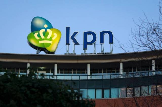 KPN Dutch telecom