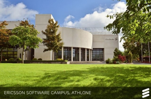 Ericsson software campus Athlone