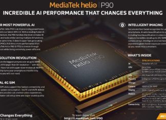 MediaTek Helio P90 with AI