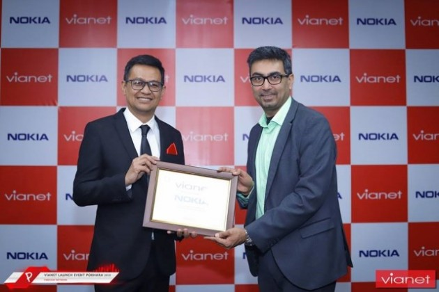 Nokia and Vianet FTTH deal in Nepal