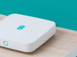 LTE router from EE