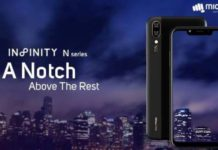 Micromax Infinity N series India