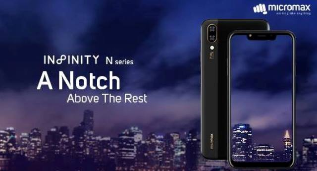 Micromax Infinity N series India