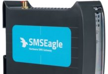 SMSEagle Launches 4G SMS Gateway