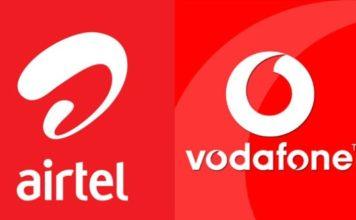 Airtel Vodafone fibre network