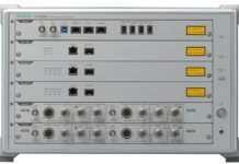 Anritsu MT8000A 5G tester for MediaTek