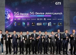 China Mobile 5G Devices program MWC 2019