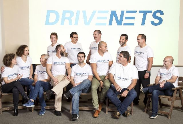 DriveNets management team
