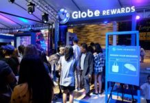 Globe Telecom rewards program 2019