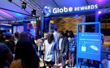 Globe Telecom rewards program 2019