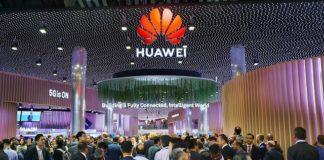 Huawei at Mobile World Congress 2019