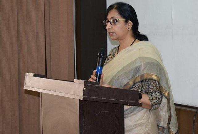 India Telecom Secretary Aruna Sundararajan