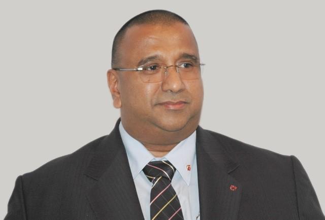 Kalimat Telecom CEO Wilson Varghese