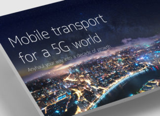 Nokia Anyhaul transport solutions for 5G