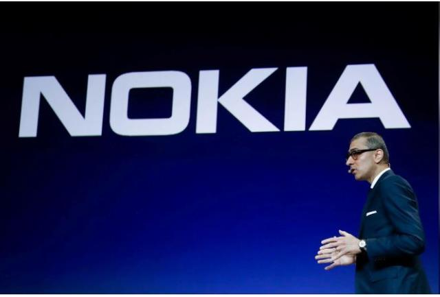 Nokia CEO Rajeev Suri at MWC 2018
