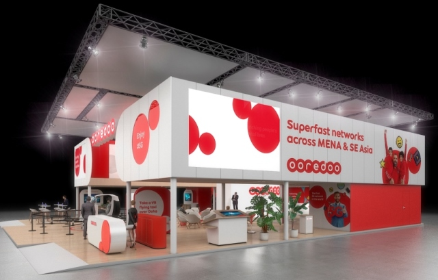 Ooredoo at MWC 2019