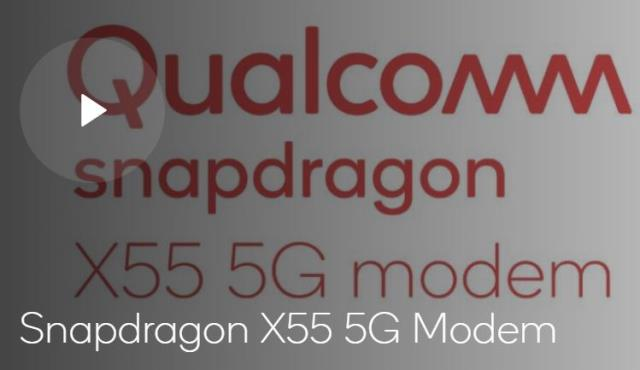 Qualcomm X55 5G modem