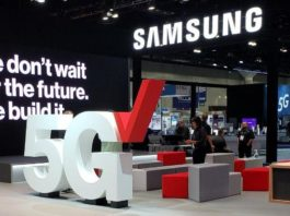 Samsung 5G base stations
