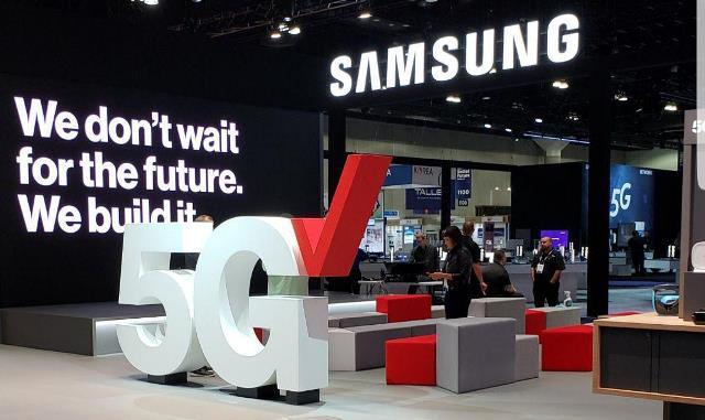 Samsung 5G base stations