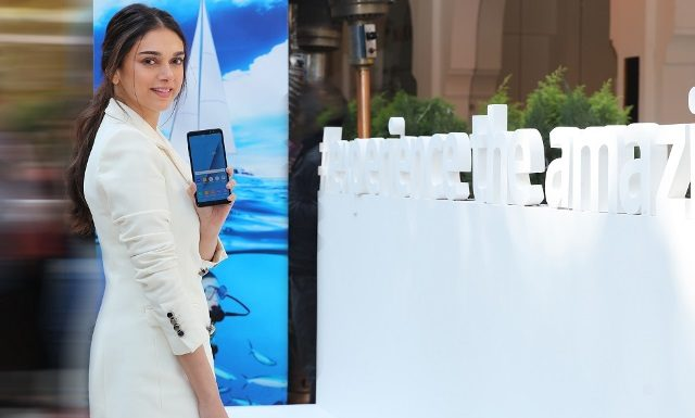 Samsung Galaxy A8+ in India