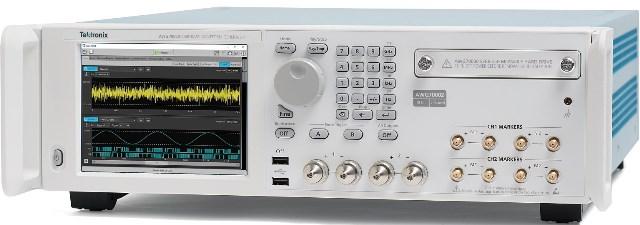 Tektronix AWG70000B features
