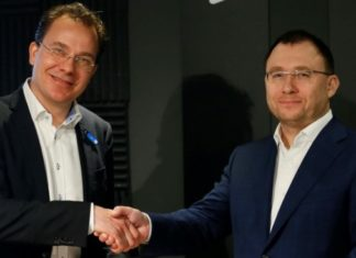 Tele2 Ericsson deal at MWC 2019