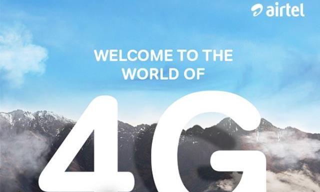 Airtel 4G quality network