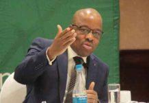 BTC Managing Director Anthony Masunga