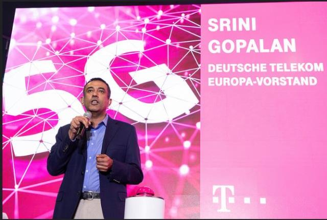 Duetsche Telekom Srini Gopalan