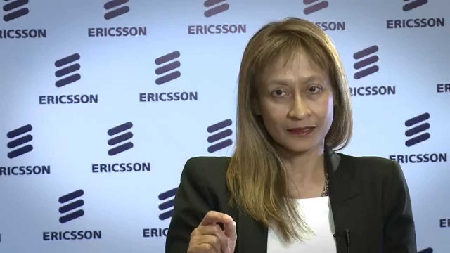 Ericsson MEA head Rafiah Ibrahim